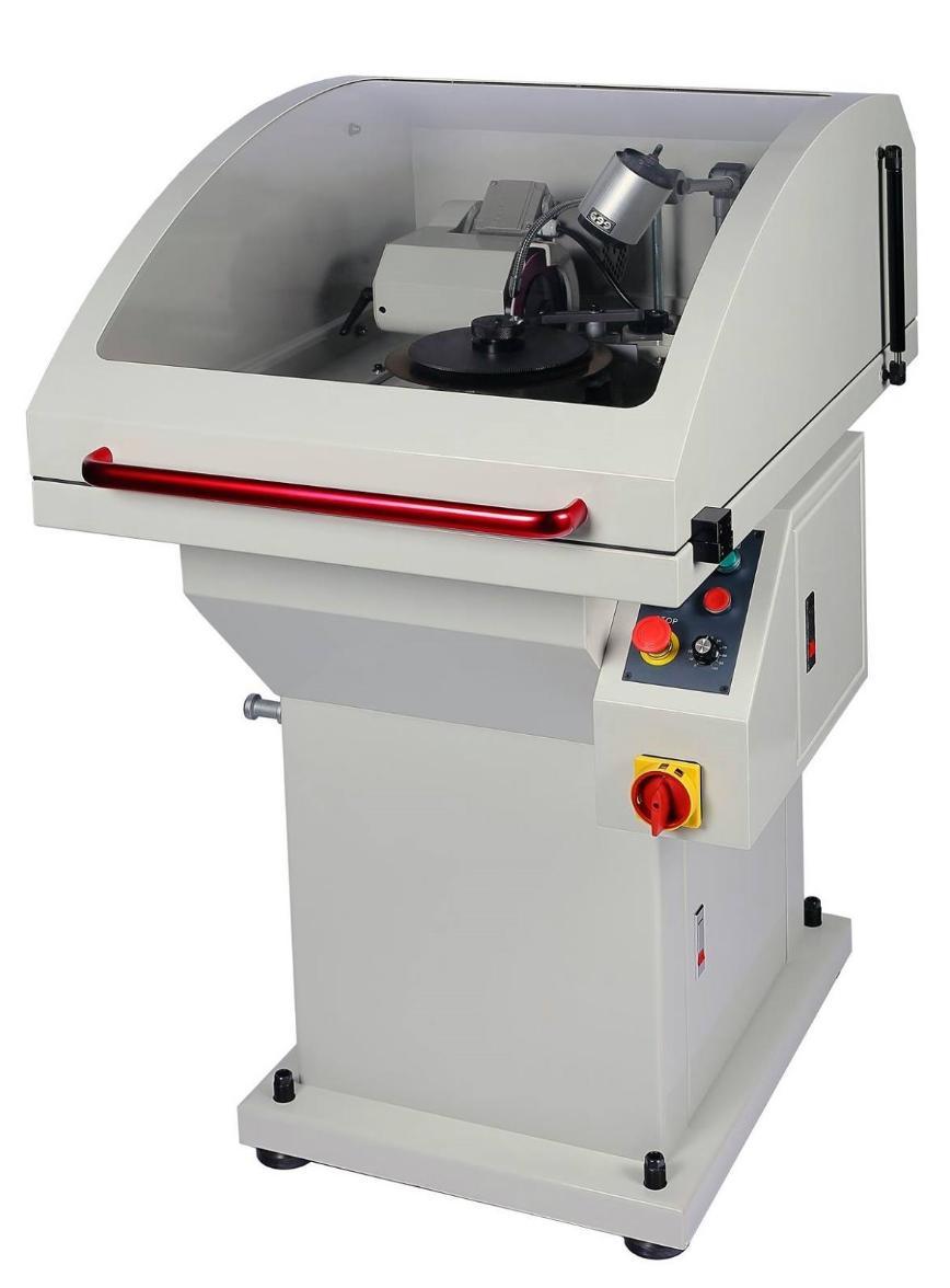 Logo Sharpening machines for saw blade / saw grinding machine - S500 CIRCUL