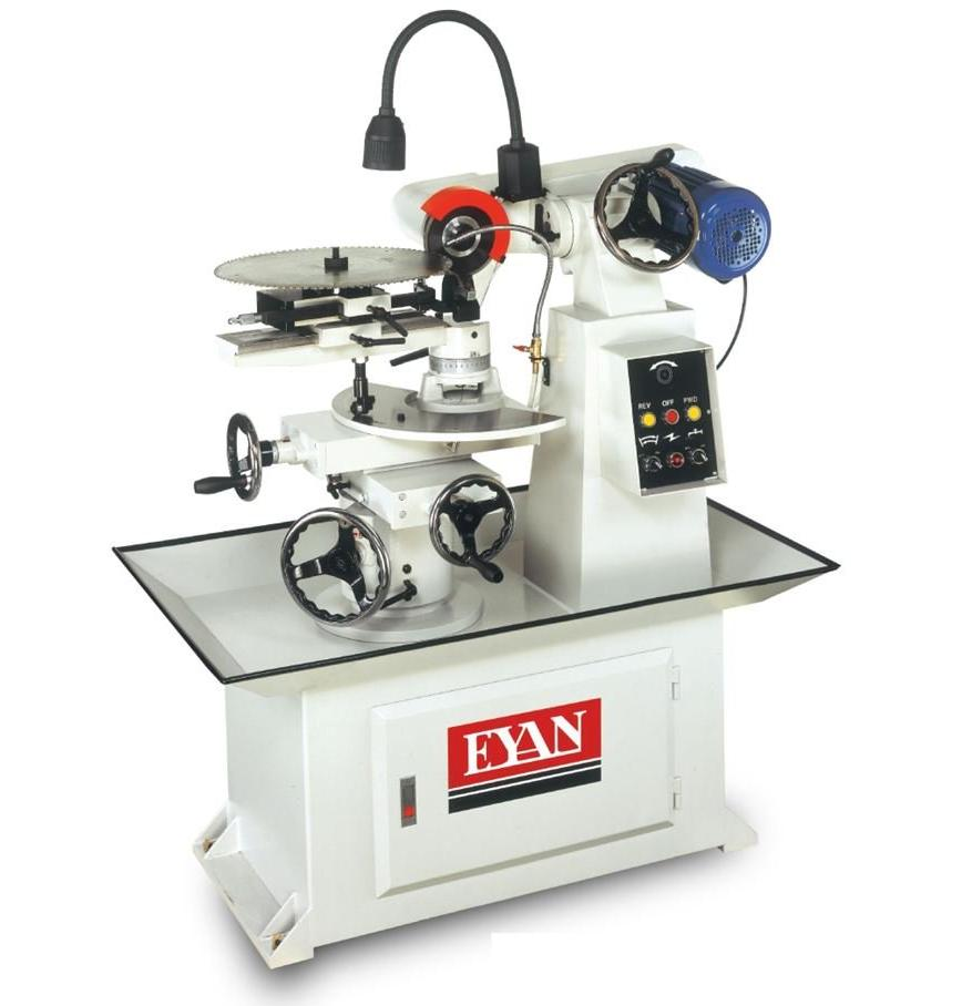 Logo Carbide tool sharpening machine - ES-280 CARBIDE TIPPED SAW BLADE GRIN
