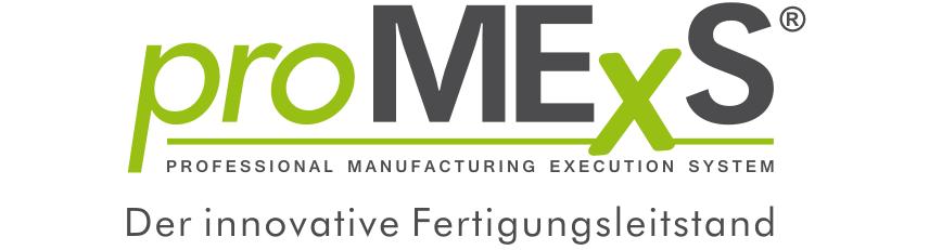 Logo Software für Manufacturing Execution (MES) - proMExS®