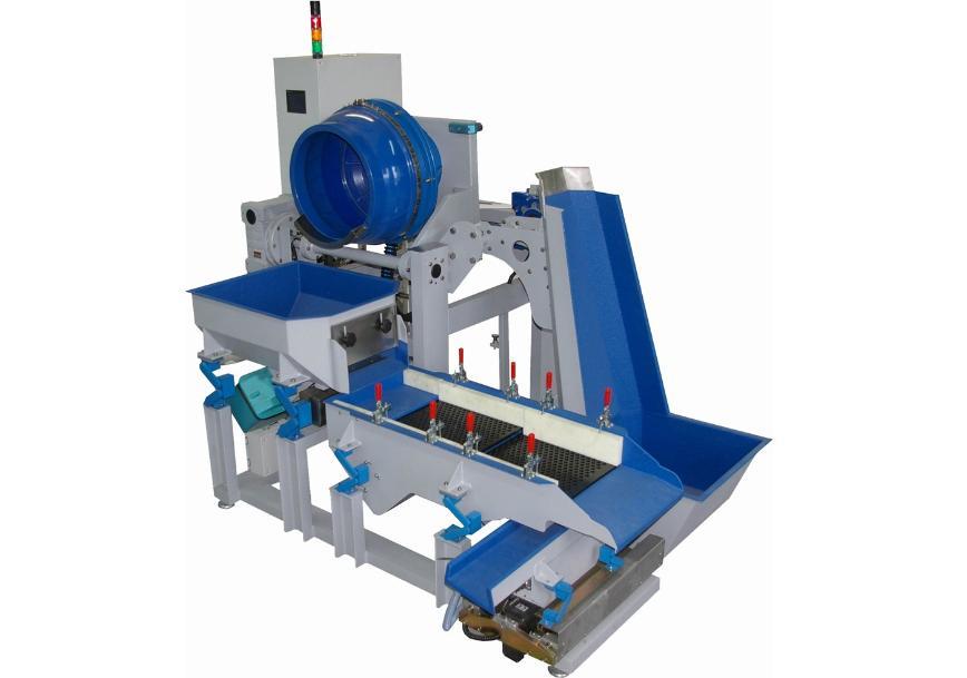 Logo Massfinishing Machine - Disc Finishinig Machine TE 60 A