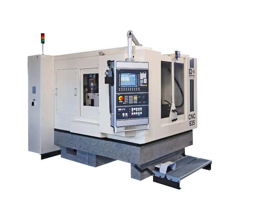 Logo Thread Grinding Machine - BUDERUS CNC 635 G