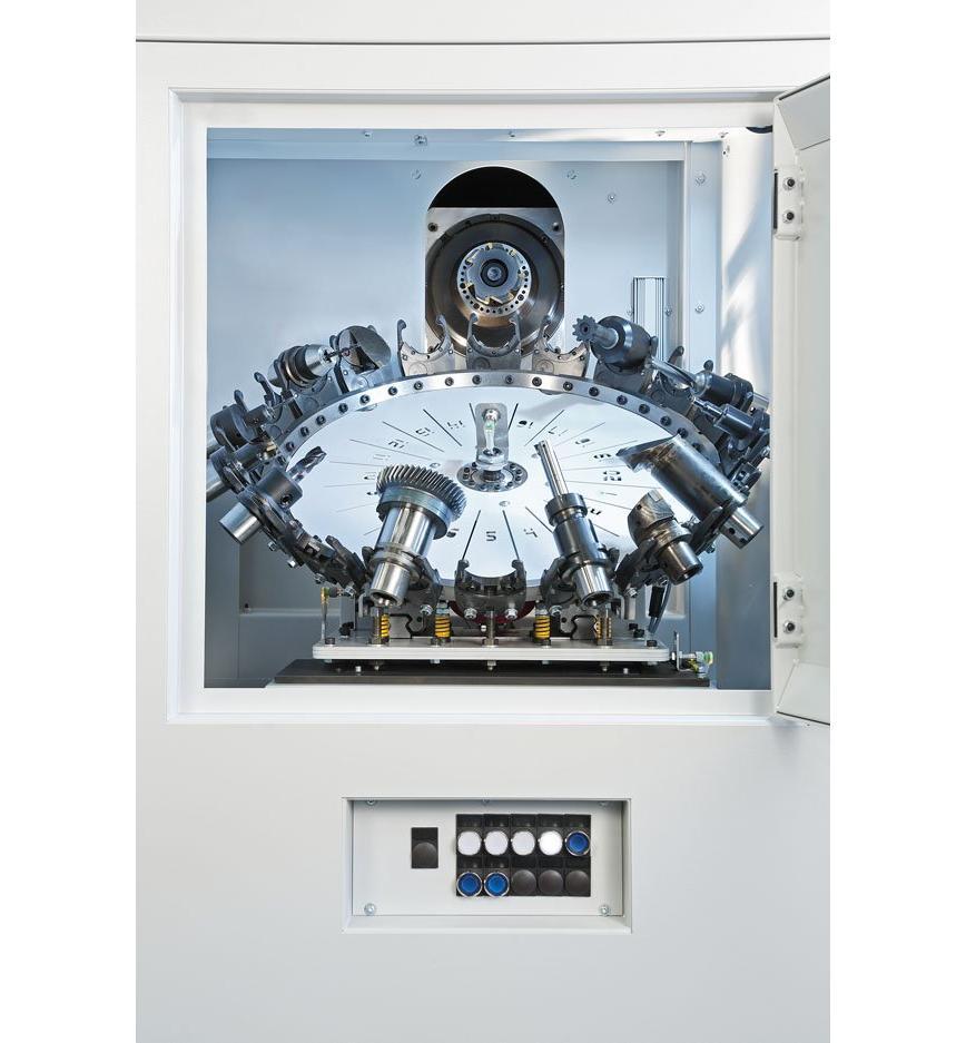 Logo Complete machining center - PITTLER PV315