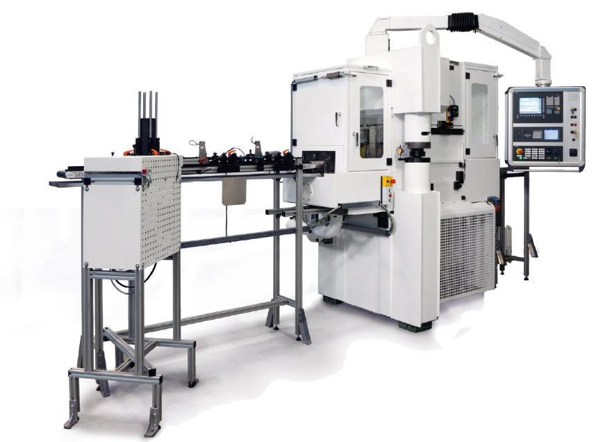 Logo Double face grinding machine - DISKUS DDS-L