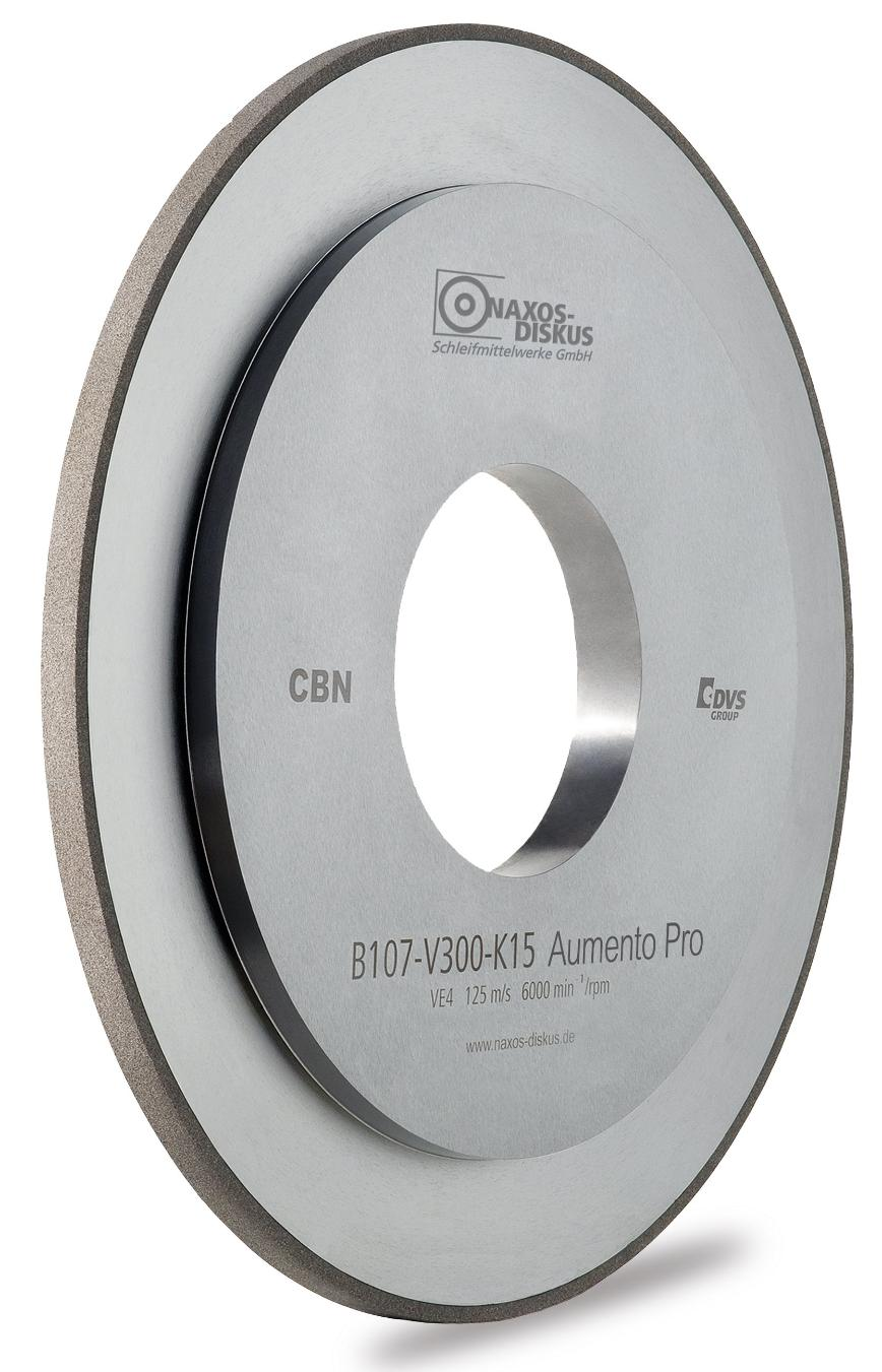 Logo Grinding wheels - NAXOS-DISKUS CBN & Diamond Grinding Wheels
