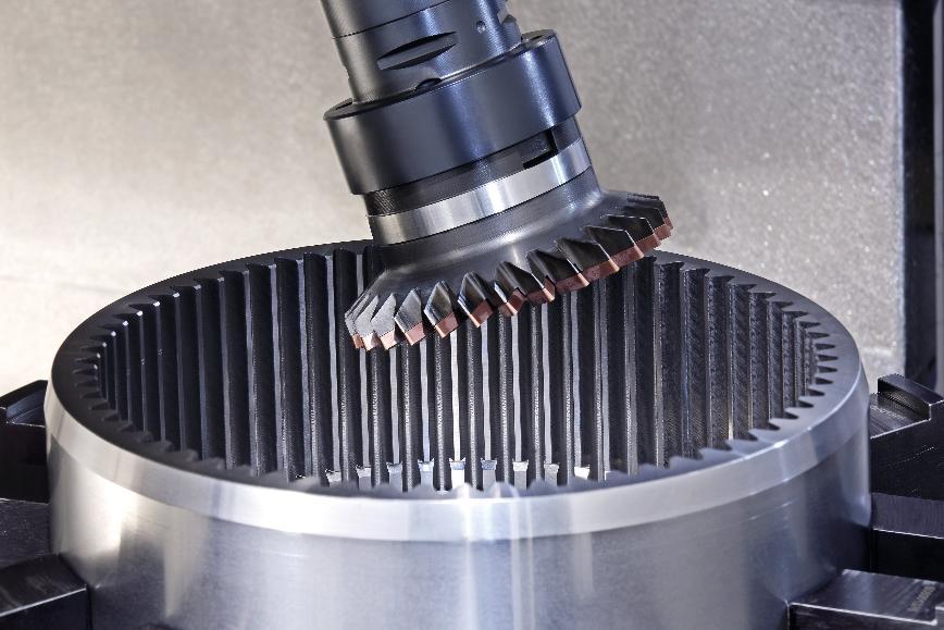 Logo Universal machining centre - PITTLER SkiveLIne