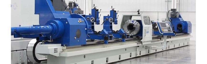 Logo Deep hole drilling and boring machine - B700