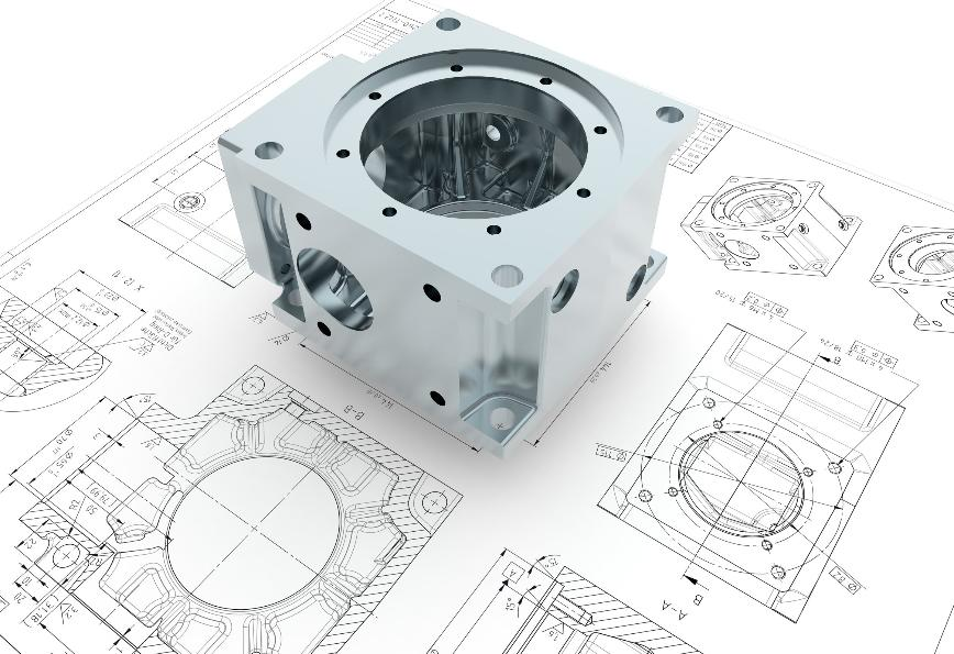 Logo 3D CAD software: precise - fast - easy to use - vectorCAD 3D