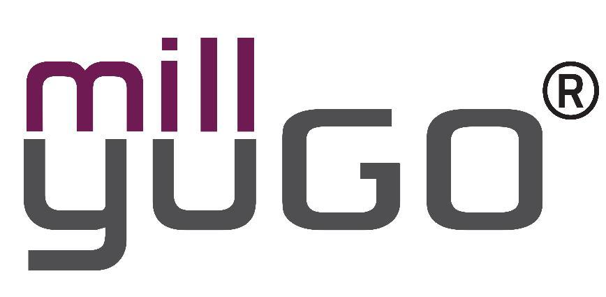 Logo CAM software - millyuGO