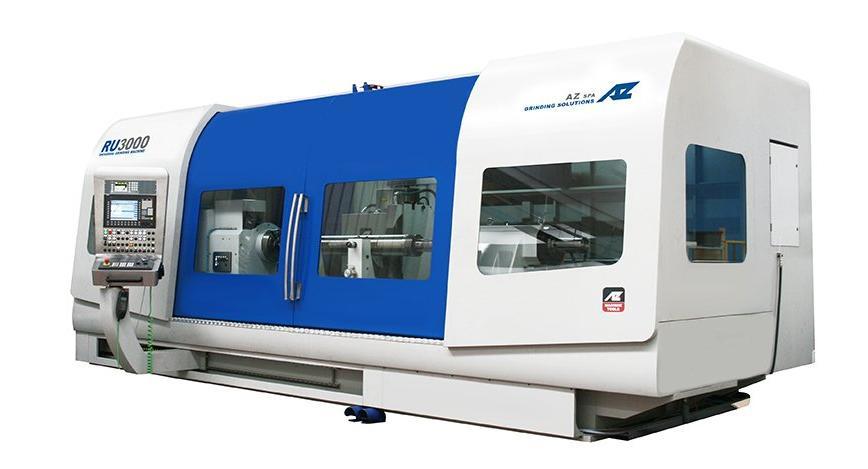 Logo Universal cylindrical grinding machine - RU3000