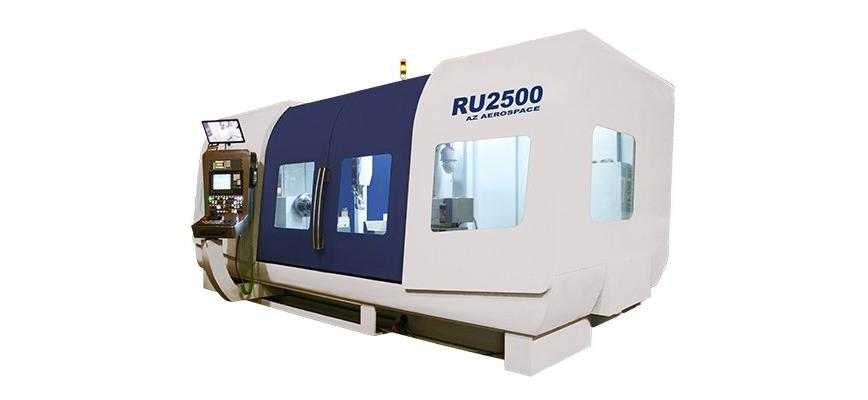 Logo CNC Universal-Rundschleifmaschine - RU2500