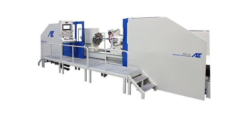 Logo CNC Universal cylindrical grinding machine - RUG4000