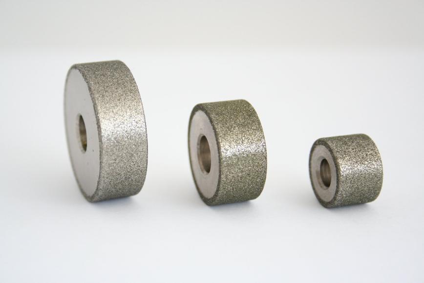 Logo Diamantscheibe, Diamantpaste - Perifheral diamond grinding wheels