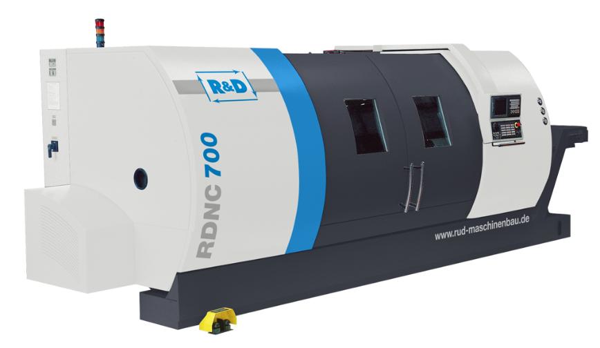 Logo Universal automatic lathe - RDNC 700
