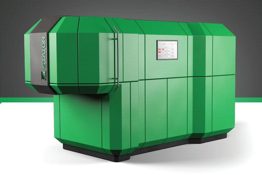 Logo PVD-Beschichtungsanlage - OCTOMARC coating system