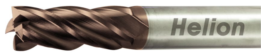 Logo Schaftfräser - SOLID CARBIDE END MILL Z4 · 30°
