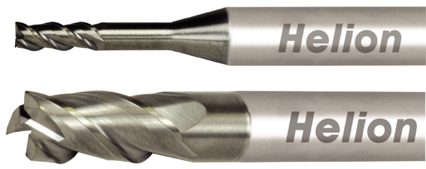 Logo End miller - SOLID CARBIDE SQUARE END MILL Z3 · 42°