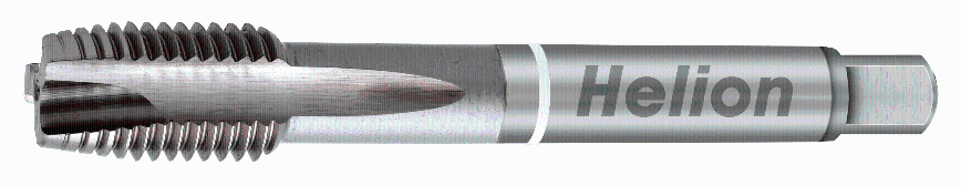 Logo Tap - MACHINE TAP FOR ALUMINIUM HSS-E