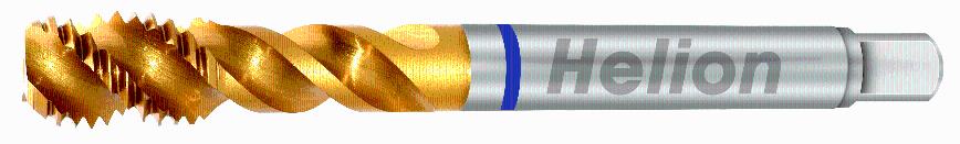 Logo Gewindebohrer - UNIVERSAL MACHINE TAP PERFORMANCE HSS-E-PM