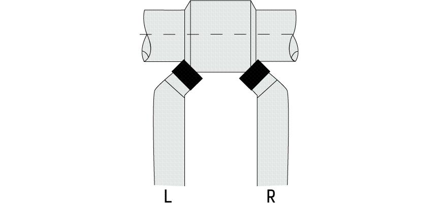 Logo Drehling - TURNING TOOL 45° DIN 4972/ISO 2