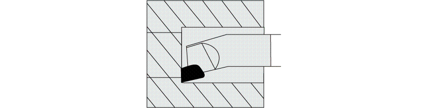 Logo Tool bit - INTERNAL BORING TOOL FINISHING DIN 4974/ISO 9
