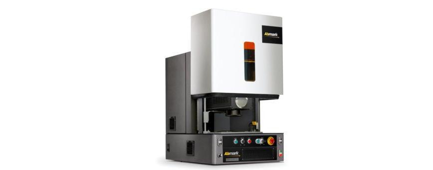 Logo Mid-range laser marking workstation - Worstation Midi