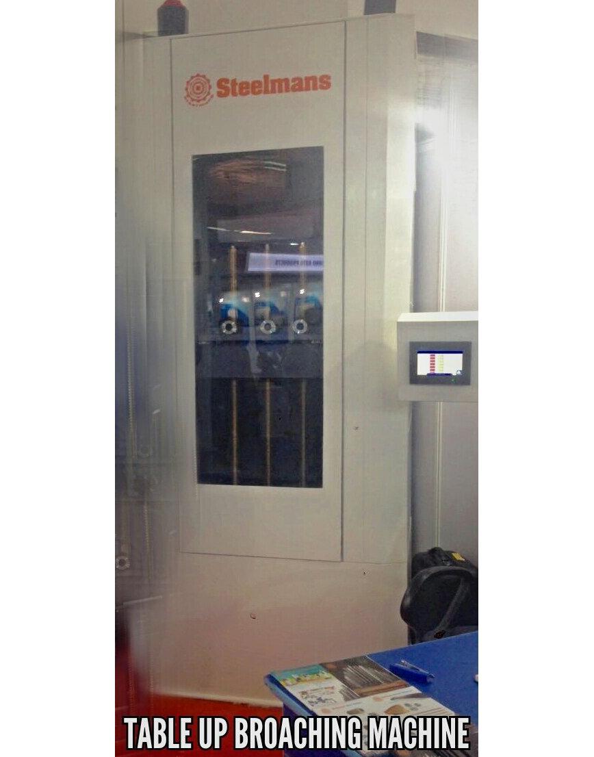 Logo Räumwerkzeug-Schleifmaschine - Broach Sharpening Machine