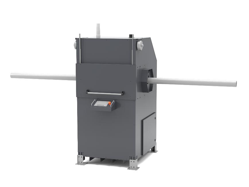 Logo Laserbeschriftungsmaschine - Cajo Hercules for Extrusion™