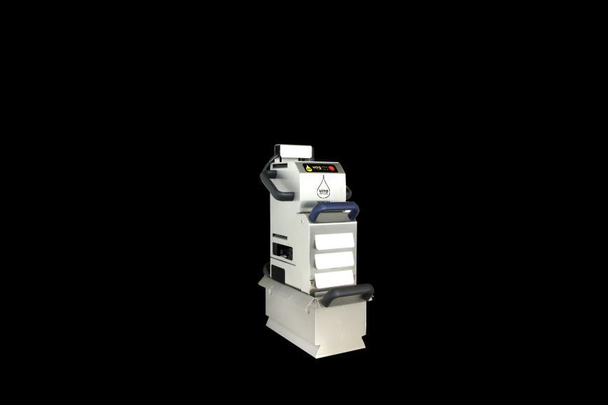 Logo Separator for coolants and lubricants, pumps, filters, centrifuges - V