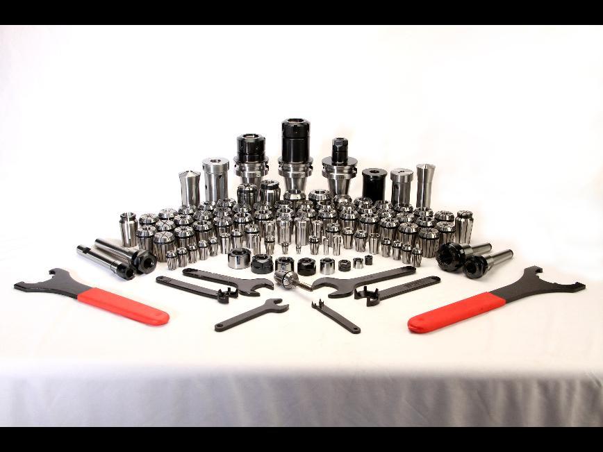 Logo Werkzeughalter - Collets