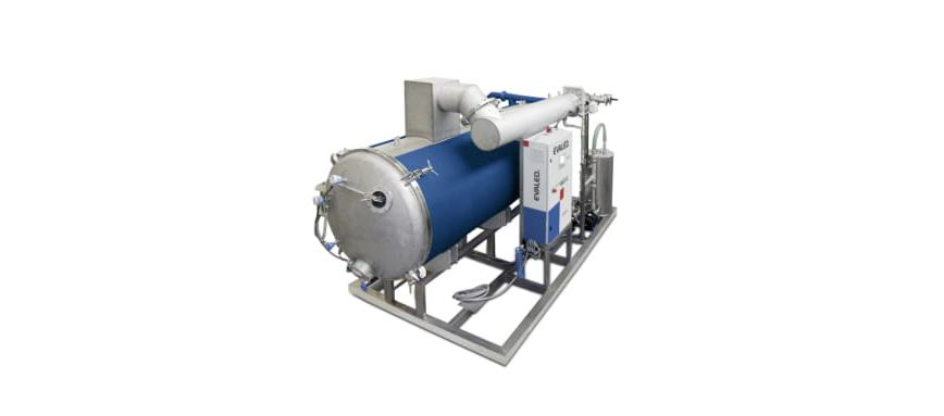 Logo Wastewater purification, plant and components - EVALED AC – Hot and co