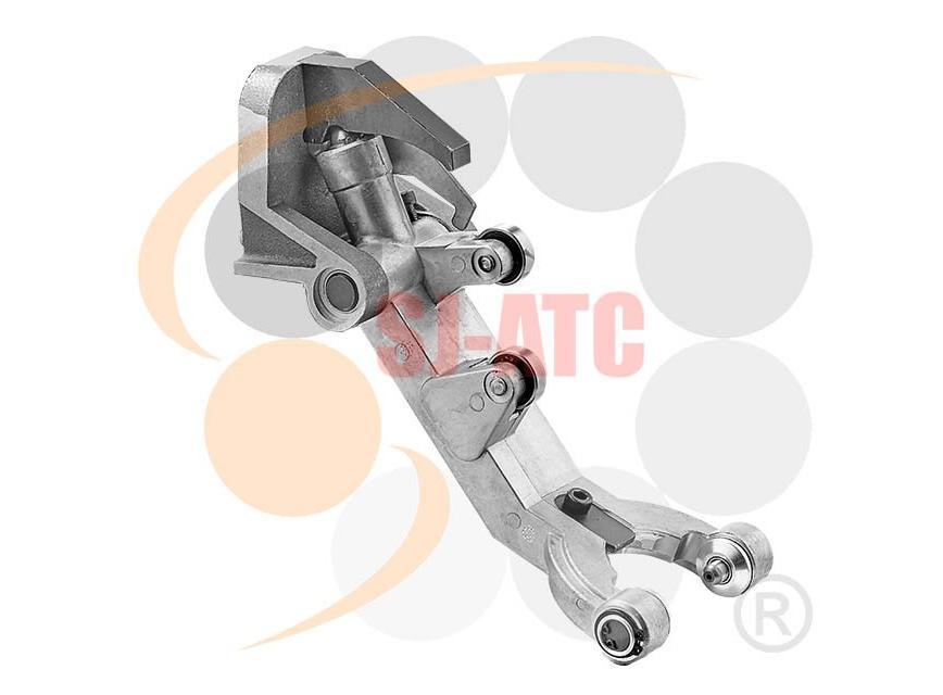 Logo Werkzeugwechsler und -speicher - TDF3 - Servo Type Tool Magazine