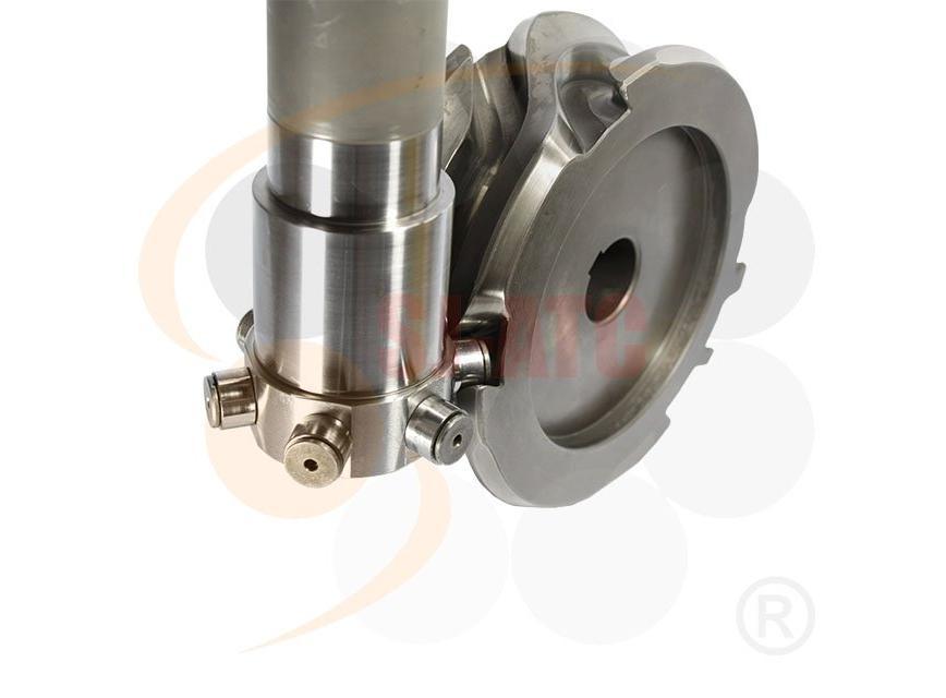 Logo For Vertical Machining Center - DK - Drum Type Tool Magazine
