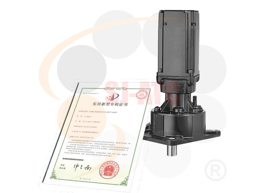 Logo For Vertical Machining Center - DRSS - Servo Type Radial Magazine