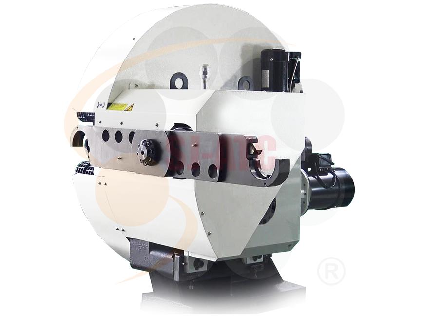Logo For Horizontal Machine - HK51 - Horizontal Drum Type Tool Magazine