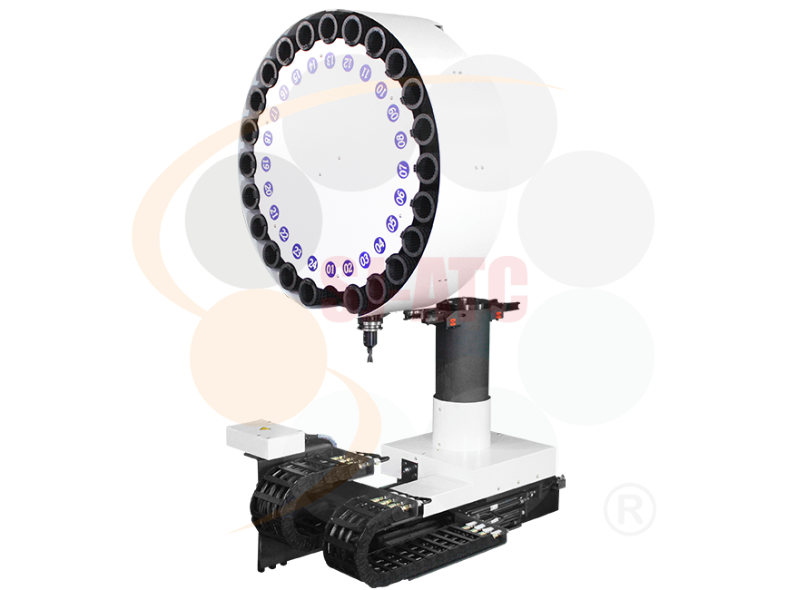 Logo Customized Product - DKOVA - DRUM TYPE HYDRAULIC ROBOTIC ARM