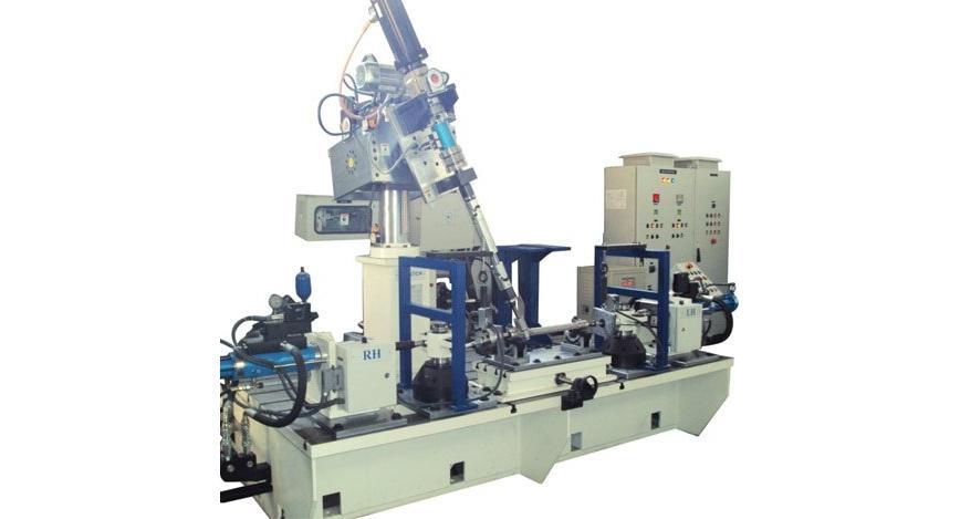 Logo Fatigue strength testing machine - 3-Axis Durability Test Rig