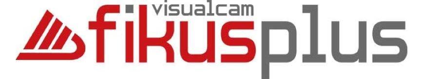 Logo 3D-Grafik- und Modellierungssoftware - FikusPlus Designer