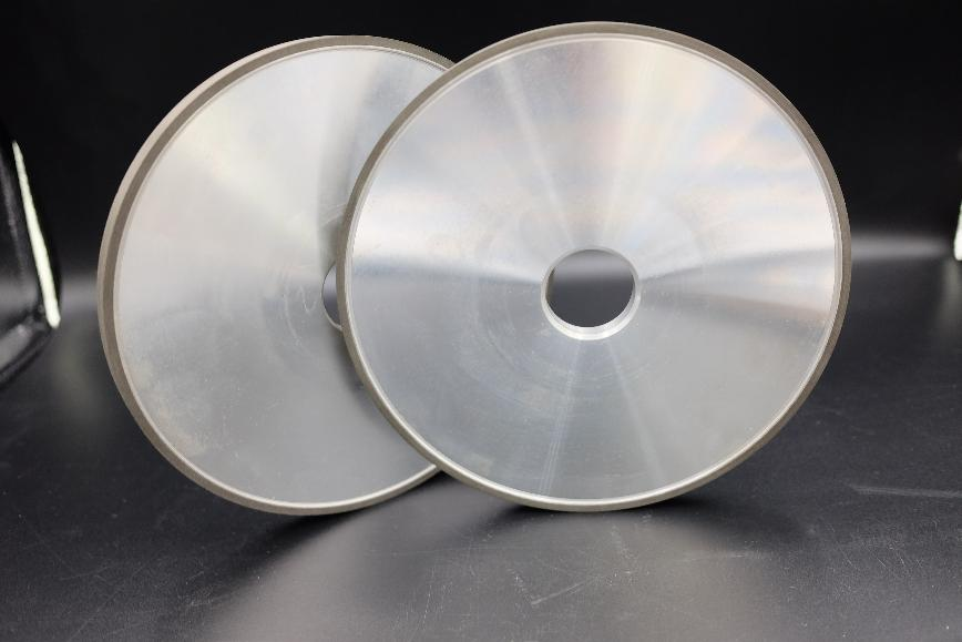 Logo Resinoid CBN straight grinding wheel