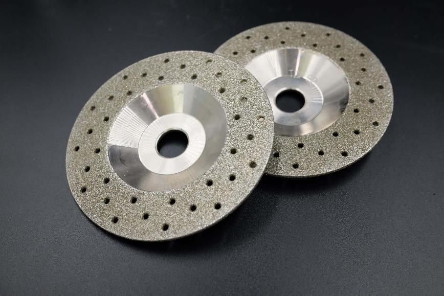Logo Diamond grinding wheel, diamond paste - Customized Diamond Grinding Di