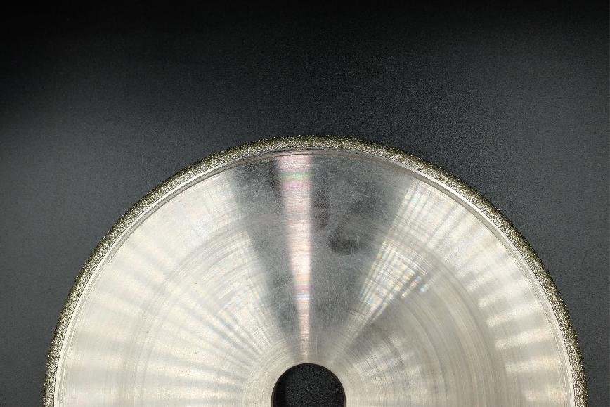 Logo Diamantscheibe, Diamantpaste - Customized diamond grinding wheel