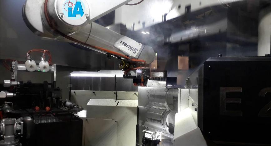 Logo Electric presses for hot forging - Forge Tronic