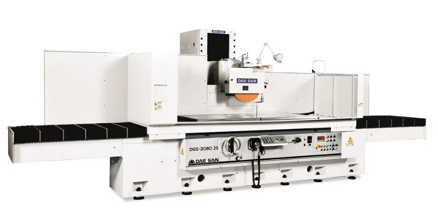 Logo Column Type Automatic Surface Grinder