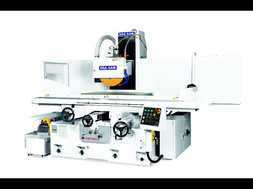 Logo 3-Axis Hydraulic Automatic Surface Grinder (Saddle Type )