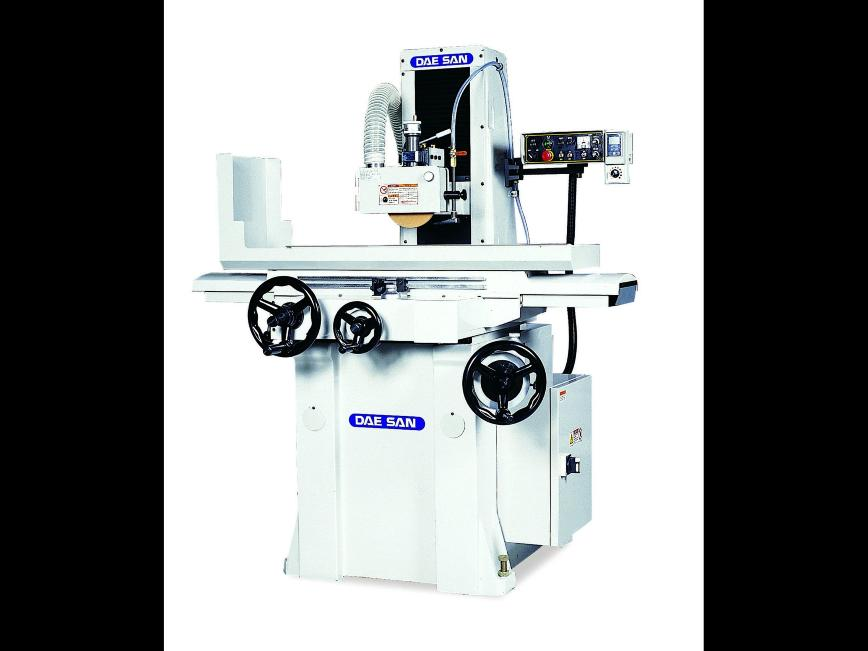 Logo High Precision Forming Surface Grinder (Manual Type)