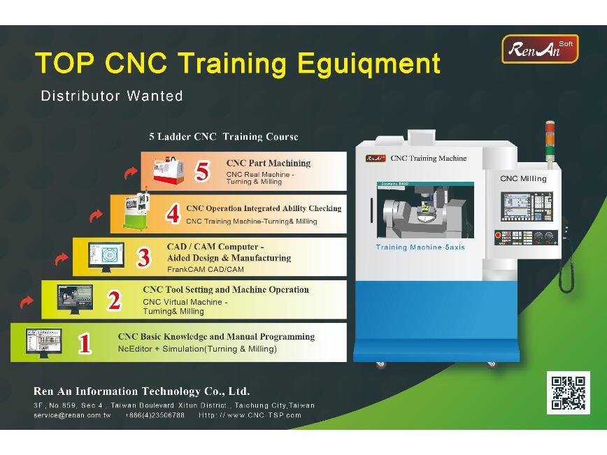 Logo 5 Ladder CNC Training Courses
