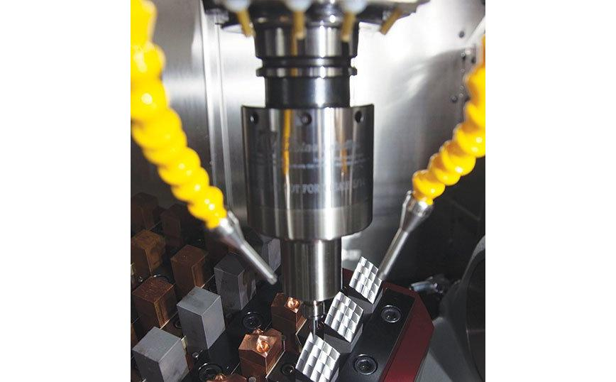 Logo High speed spindle - 650 Series