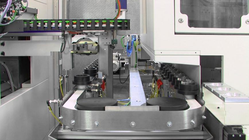 Logo Universal automatic lathe - MultiCELL