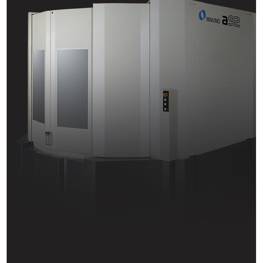 Logo Horizontal machining centre - a1 Series