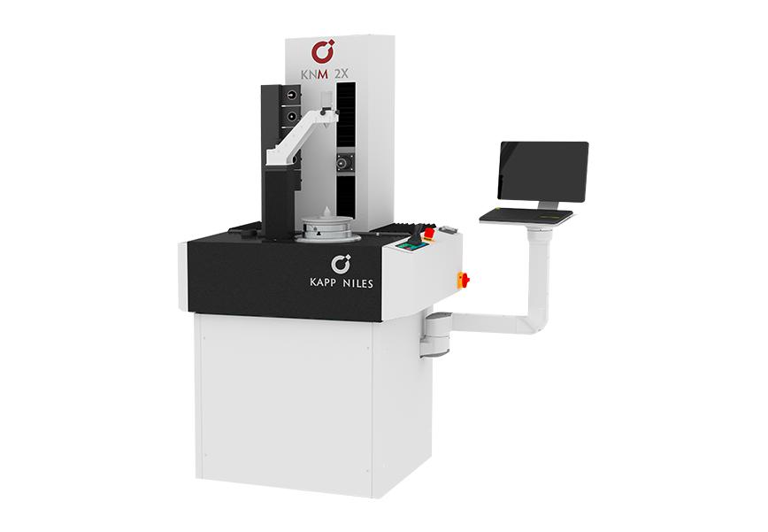 Logo Measuring machine, general - KNM 2X | 5X | 9X