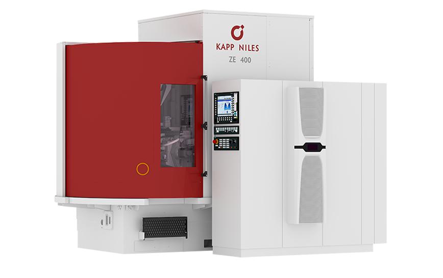 Logo Profile grinding machine - ZE